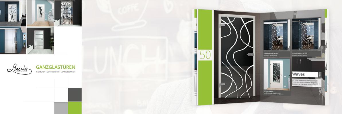 Glastüren Katalog 2015