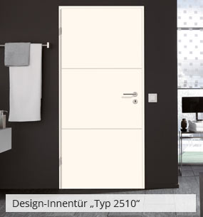 Design Innentür Typ 2510