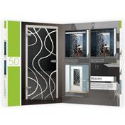 Katalog für Glastüren,Schiebetüren und Lichtausschnitte