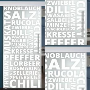 """Glasschiebetür 154-1-s-alu60 """"Spice"""""""