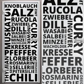 """Glastür 154-3-f """"Spice"""""""