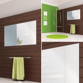 Wandspiegel ohne Facette