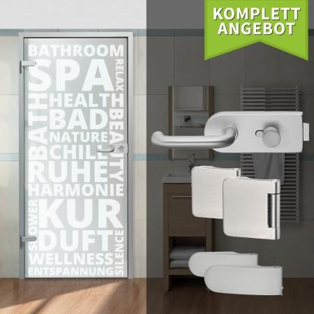 best glast r f r badezimmer ideas. Black Bedroom Furniture Sets. Home Design Ideas