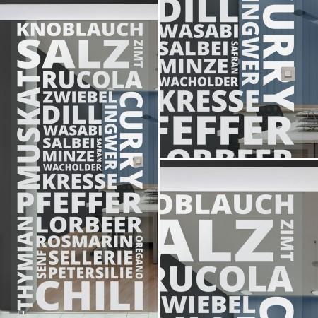 "Glasschiebetür 154-2-f-alu60 ""Spice"""