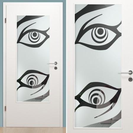 """Lichtausschnitt 159-2-f-la """"Eyes"""""""