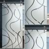 """Glasschiebetür 146-1-f-v1000 """"Waves"""""""