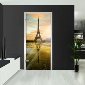 Ganzglastüren - Eiffelturm