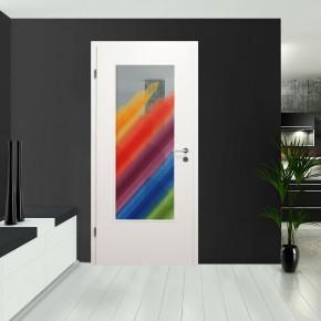 Lichtausschnitt - Regenbogen