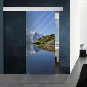 Schiebetür ALU60 - Alpen