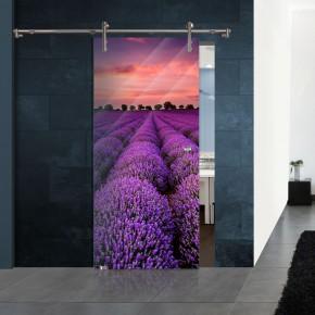 Schiebetür V1000 - Lavendel