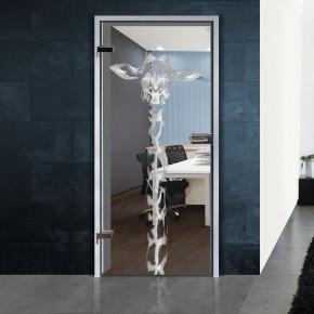 Ganzglastüren - Giraffe
