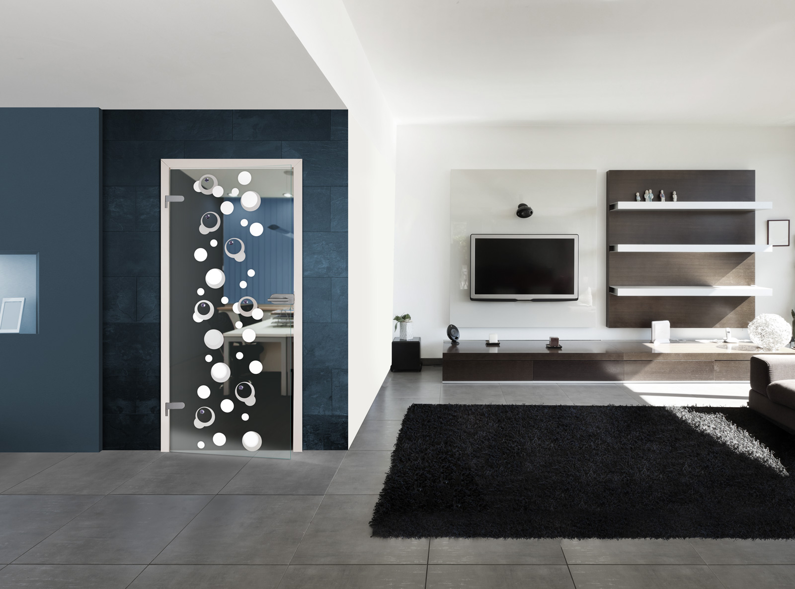glast r 157 1 f bubbles wohnzimmer. Black Bedroom Furniture Sets. Home Design Ideas