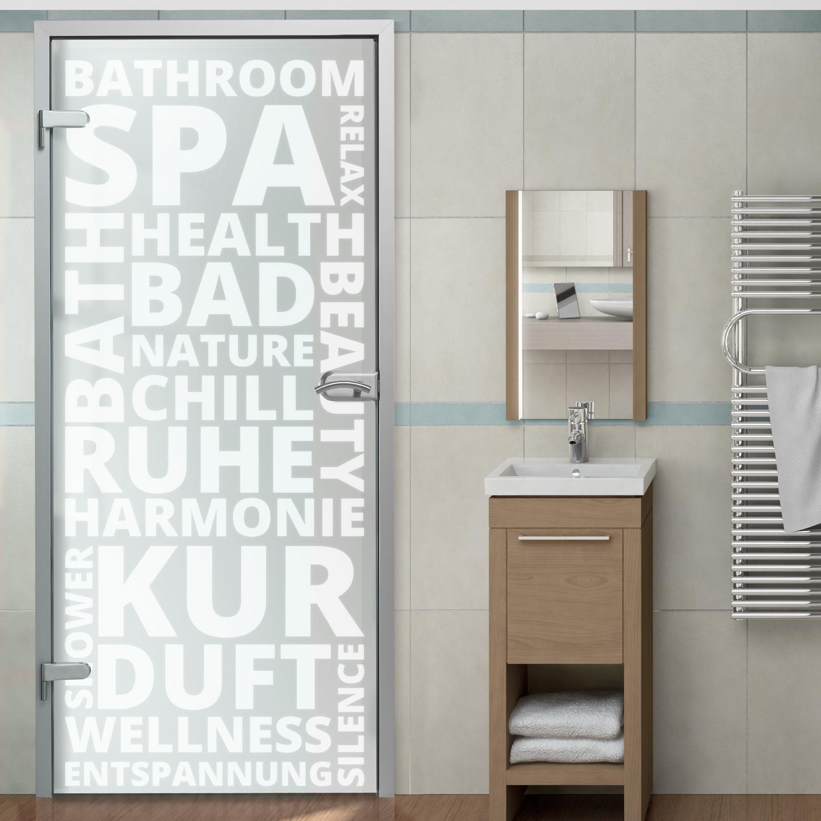 glastür badezimmer – nebenkosten für ein haus, Badezimmer